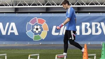 «Реал» намерен летом расстаться с Икером Касильясом