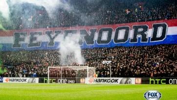 УЕФА оштрафовал «Фейеноорд» на 100 тысяч евро!