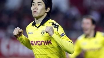 Синдзи Кагава: «Постараюсь в оставшихся матчах показать себя с лучшей стороны»