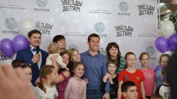 Александр Кержаков: «Для меня благотворительность – это часть жизни»