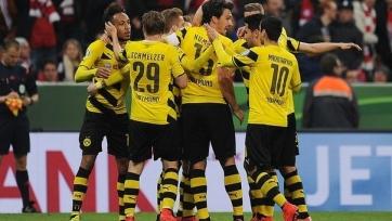 «Боруссия» Дортмунд пробилась в финал немецкого Кубка