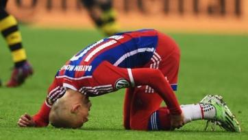 Три футболиста «Баварии» получили травмы