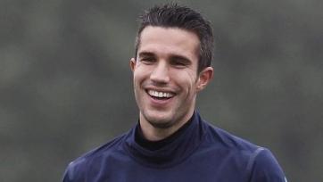 Ван Перси оформил дубль в матче за молодежный состав