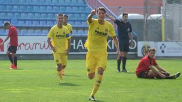Антон Швец сегодня может дебютировать за «Вильярреал»