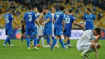 «Олимпик» и киевское «Динамо» сыграли вничью