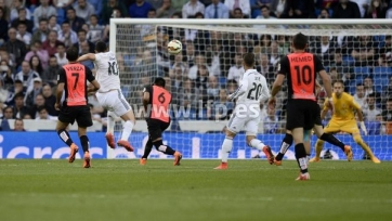 «Реал» снова преодолел отметку в сто голов за сезон в Примере