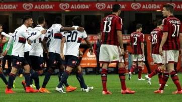 «Милан» снова проиграл