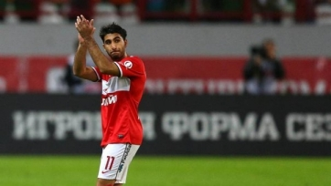 Арас Озбилиз: «Я рад играть за «Спартак»