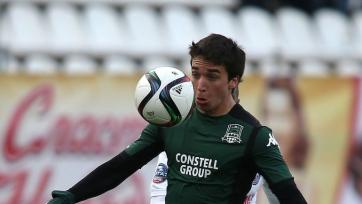 Маурисио Перейра лучший игрок «Краснодара» в апреле