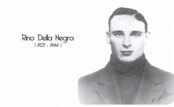 Рино делла Негра. Расстрелянный партизан из «Ред Стара»