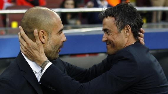 Второй Пеп или первый Лучо? Как Энрике изменил игру «Барселоны»