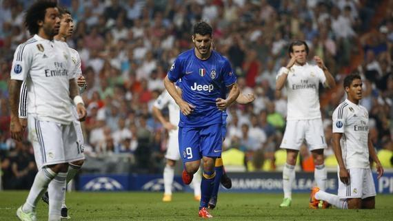 Mad read. 5 выводов по матчу «Реал Мадрид» − «Ювентус»
