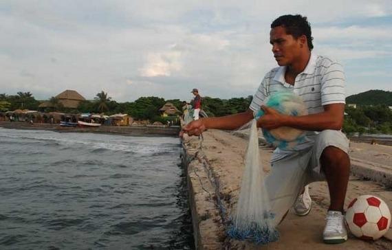 Водитель для веры. Почему Карлос Бакка – самый крутой форвард Колумбии