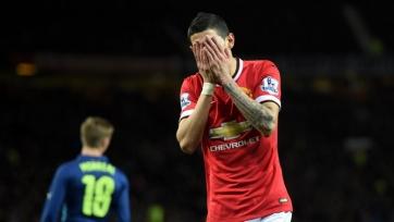 Ван Гаал уверен, что ди Мария останется в «Манчестер Юнайтед»