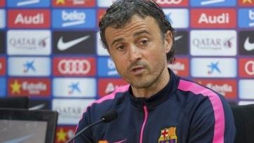 Луис Энрике: «Педро всегда помогает нам на поле и за его пределами»