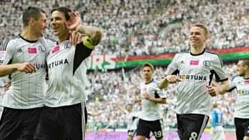 «Легия» выиграла Кубок Польши