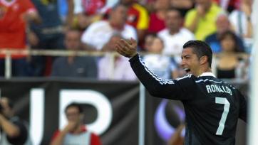 «Реал» все же оказался сильнее «Севильи»