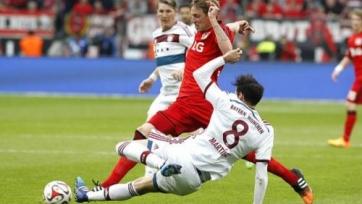 «Бавария» поздравила Хави Мартинеса с возвращением