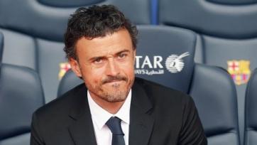 Луис Энрике: «Барса» на каждый матч выходит с целью победить»