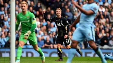 Анонс. «Тоттенхэм» - «Манчестер Сити» - битва за еврокубки продолжается