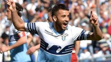 «Лацио» спасся в матче с «Аталантой»