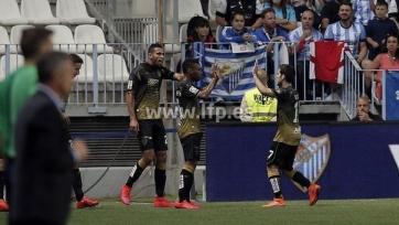 «Малага» в драматичном матче проиграла «Эльче»