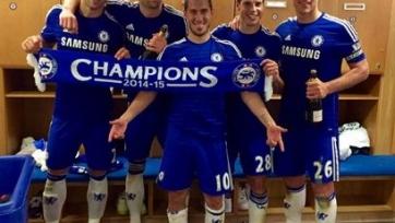 Фрэнк Лэмпард поздравил «Челси»