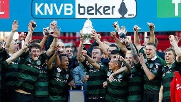 «Гронинген» выиграл Кубок Голландии