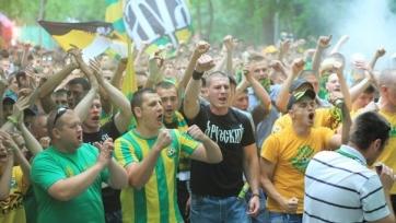 Или кубок или на дно Волги? Что скандировали фанаты «Кубани» на матче с «Динамо» (видео)