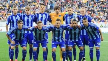«Динамо» не заметил «Говерлу»