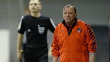 Тарханов: «Пока не можем на равных играть с топ-клубами»