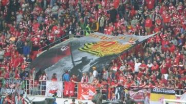 Матч между «Спартаком» и «Зенитом» собрал почти 39 тысяч зрителей