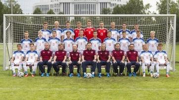 Сборная России U-17 в составе 18 футболистов отправляется на Чемпионат Европы