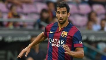 Мартин Монтойя собирается уйти из «Барселоны»