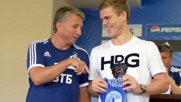 Дан Петреску назвал Кокорина лучшим футболистом России