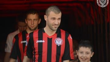 Георги Пеев принес извинения и был дисквалифицирован на два матча