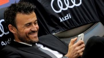 Луис Энрике: «Шикарный результат, но мы еще не в финале»