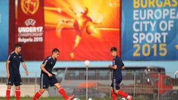 На Чемпионате Европы до 17 лет прошли первые матчи