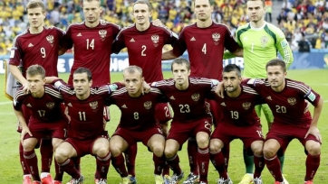 Сборная России взлетела вверх в рейтинге ФИФА
