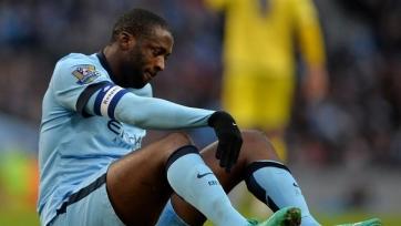 Агент Яя Туре подтвердил, что его клиент покинет «Манчестер Сити»
