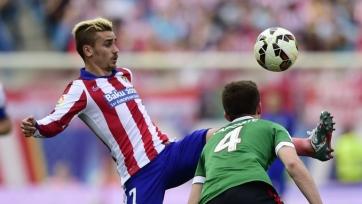 «Атлетико» оценивает Гризманна в 65 миллионов!