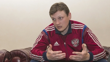 Михаил Галактионов: «Благодарен футболистам за самоотдачу»