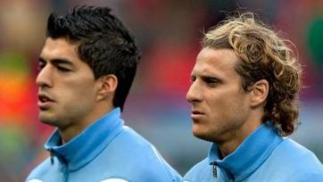 Форлан: «Интересно будет посмотреть на уругвайскую сборную без Суареса в составе»
