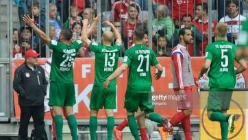 «Аугсбург» обыграл «Баварию»