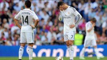 «Реал» потерял очки в дуэли с «Валенсией»