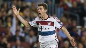 The Mirror: «Манчестер Юнайтед» попытается подписать Мюллера