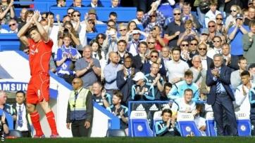 Жозе Моуринью: «Рад, что наши болельщики аплодировали Джеррарду»
