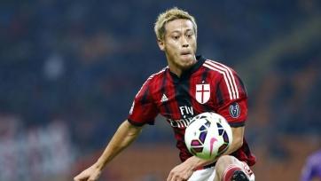 Кейсуке Хонда может покинуть «Милан»