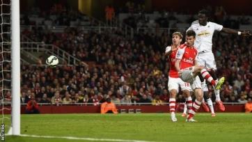 «Суонси» неожиданно переиграл «Арсенал»