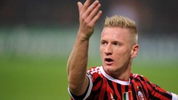 Абате готовится продлить контракт с «Миланом»